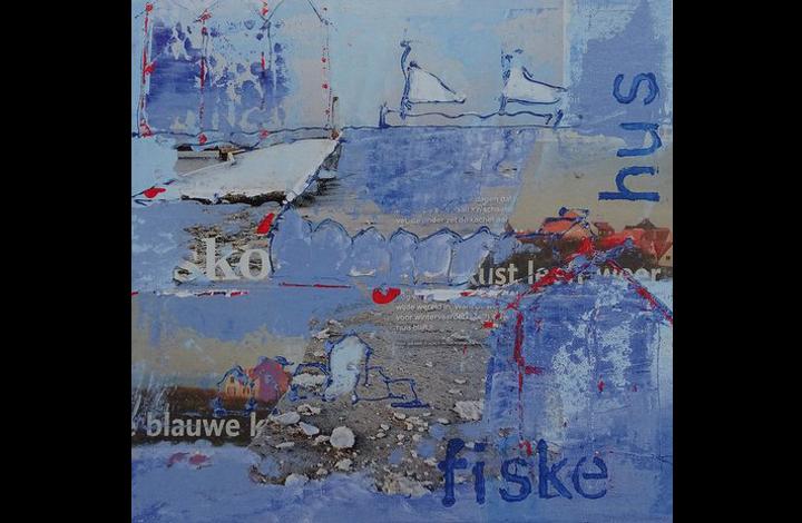 Fiske Hus, 30-30 cm, 125 Euro