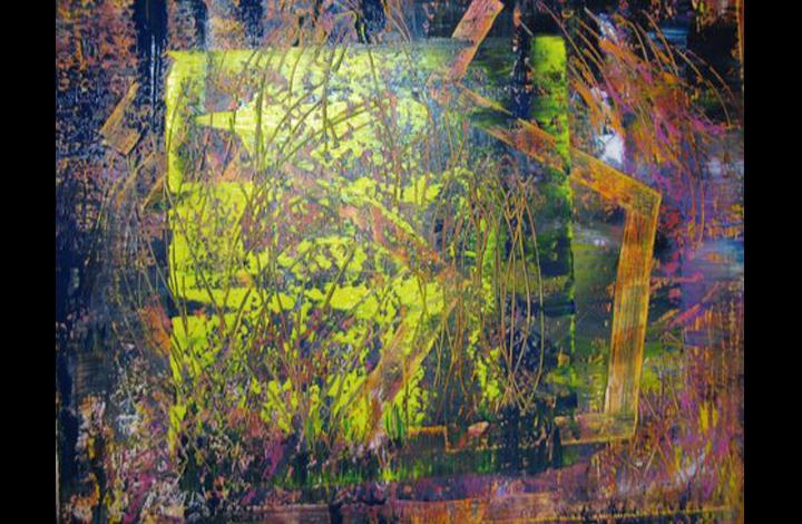 gelaagdheid, 100-120 cm, acrylverf ,800 euro